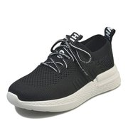 Women's Shoes Mesh Breathable Sneakers Students Wild Casual Shoes Non-slip Running Shoes