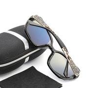 Lentille Big Resin pour femmes polarisant résistant aux rayons UV haute définition Voir les lunettes de soleil de loisirs