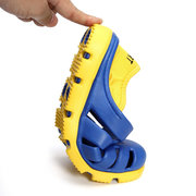 Big Size Multi-Way Wearing Hollow Out Breathable Casual Flat Beach Shoes