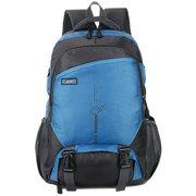 Sac à dos multi-poches imperméable extérieur en nylon imperméable de voyage