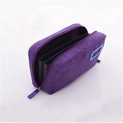 Honana HN-TB15 Travel Passport Organizer Ticket Toiletry Cosmetic Storage Bag