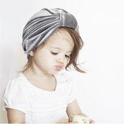 Samtwarmer Kinderknoten Hut Für 2-6 Jahre