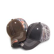 Men Women Embroidery Priting Cowboy Sun Hat Adjustable Hip-hop Snapback Baseball Cap Trucker Cap