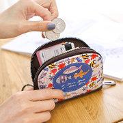 Women Cute Cartoon Coin Bag Casual Little Clutch Bag