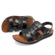 Large Size Men Breathable Water Friendly Cool Sandals