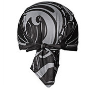 Mens Pirate Hat Breathable Foldable Sports Sun Cap Sweat-absorbent Outdoor Riding Headpiece