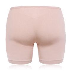 Bequeme, nahtlose Boyshorts-Unterwäsche, anhebende, dehnbare, atmungsaktive Höschen