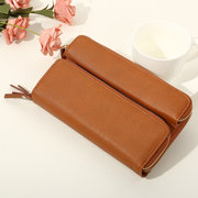 Women 24 Cards Wallet Long Purse Coin Bag