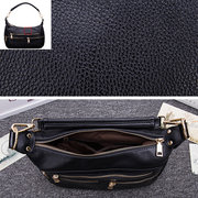 Women Casual Zipper Handbag Shoulder Bags Crossbody Bags