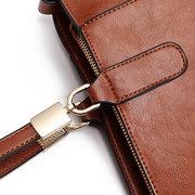 Sac à main en cuir PU à grande capacité sac tote creux sac bandoulière pour femme