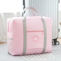 5 Colors Waterproof Oxford Travel Luggage Storage Bag Large Capacity Clothes Storage