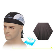 Outdoor Quick Dry Sweat Cycling Cap Headscarf Running Riding Sports Pirate Hood For Mens