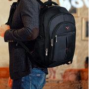 Man Leisure Oxford Business Borsa 15 Pollici Laptop Backpack Spalla Borsa