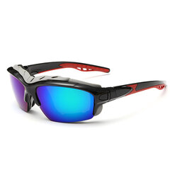 Men UV400 Polarized Sun Glasses Cycling Bicycle Bike Outdoor Sport Eyewear Goggle