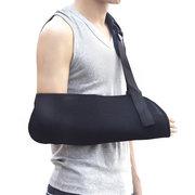 1 Pcs Suporte de Braço Ajustável Ombro Protetor Suspensórios Alívio Da Dor Soft Sport Engrenagem Protetora