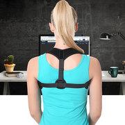 Corrector de Postura ajustável Anti-Humpback Clavícula Respirável Apoio de Volta Corrector Cuidados Pessoais