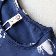T-shirts garçons imprimés à manches courtes en coton