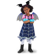 Girls Vampirina Cosplay Dress Kids Girls Halloween Party Costume For 3Y-11Y