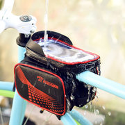 Waterproof Saddle Bag Riding Accessories Equipment Bag For Women Men