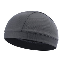 Men Outdoor Sport Quick Dry Cycling Cap Breathable Bandana Cap Helmet Liner Cooling Skull Cap