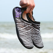 Large Size Men Fabric Multifunctional Quick Drying Snorkeling Water Shoes