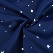 هونانا وس-C13 السماء ستار ستائر التعتيم الحرارية معزول الحلقات الستائر لغرفة النوم ديكور