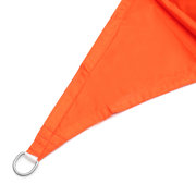 Waterproof Shade Sail Sunscreen Net Polyester Cloth Spin Sail  Outdoor Oxford Cloth Wind Shading