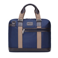 Porte-documents vintage de business imperméable sac à main sac bandoulière pour homme