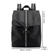 Microfiber Casual Fashion 16 Inch Laptop Bag Backpack For Men