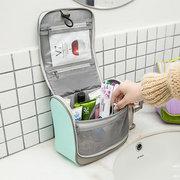 الرجال والنساء السفر المحمولة حقيبة مستحضرات التجميل التخزين كيس ماء في الهواء الطلق