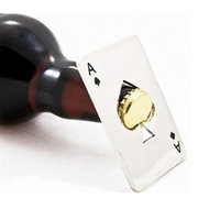 Creative Fashion Poker A Stainless Steel Opener