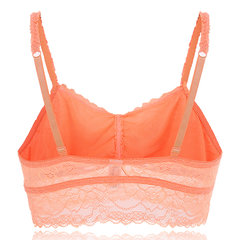 Sexy Bralette Wireless Tops Sleeping Bando Unlined Spaghetti Straps Bras