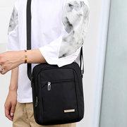 Waterproof Business Casual Multi-functional Shoulder Bag Crossbody Bag For Men