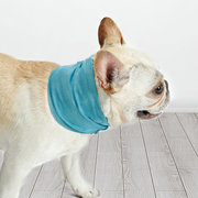 Pet Dog Ice Scarf Summer Ice Collar Ice Bandana for Pet Dogs S/M/L Size