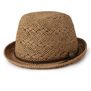 Hombres Mujer Summer Straw Knited Sunscreen Jazz Cap al aire libre Casual Travel Transpirable Sombrero