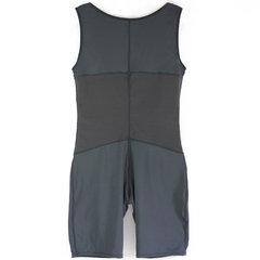 Onesies Shapewear perfeito para controle de abdômen 3 Níveis Shaper do Corpo Emagrecer Roupa Interior para Homens