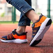 Boys Girls Color Match Крюк Loop Плоский Повседневная обувь для детей