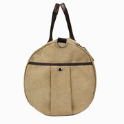 Canvas Large Capacity Casual Travel Bag Luggage Bag Handbag Shoulder Bag