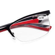 Мужские женские полужесткие Очки защищают глаза Прочное чтение высокой четкости Очки