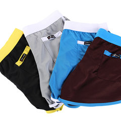 Mens Summer Quick Drying Breathable Fitness Running Shorts Casual Home Shorts