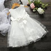 Kleinkind pageant kleider mädchen hochzeitskleid für 3y-13y