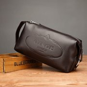 Men's Leisure Business High-Capacity Clutch Bag