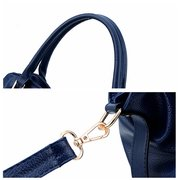 Soft Leather Elegant Designer Handbag Shoulder Bag For Women