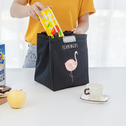 SaicleHome Hend-held Lunch Tote Bag Oxford Waterproof Cooler Insulated Storage Containers