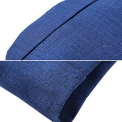 Business Casual Easy Care Solid Color Blue Blazer for Men