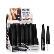 Ball Roller Wasserdichter Eyeliner Matte Waves Langlebig Black Eye Liner Pen 5ml Augen Make-up