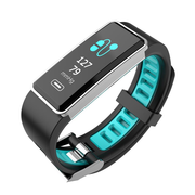 Real-time Blood Pressure HR Monitor Multi-Sport Fitness Tracker Long Standby Smart Watch Band