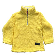 Pullover Fleece Girls Boys Winter Warm Thicken Sweatshirt For 6Y-15Y