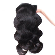 1 Bundle brésilien Body Wave 100% Virgin Human Hair Extensions Weave Natural Color