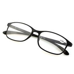 Men Women Flexible Ultra Light TR90 Frame Reading Glasses Eyewear Presbyopic Glasses